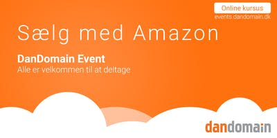 Amazon e-commerce day: Sælg dine varer på Amazon