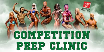 Posing Clinic - Contest Preperation