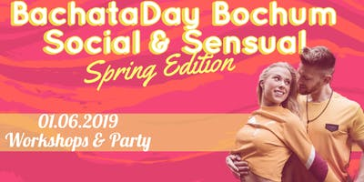 BachataDay Bochum - Spring Edition