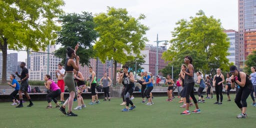 Free Riverside Fitness Class with lululemon