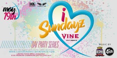 I Love Sundayz - Day Party Series