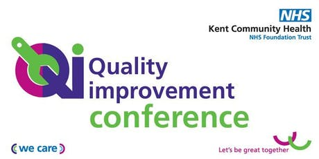 Quality improvement conference: Making change happen tickets