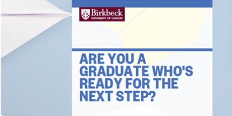 Get Started: Postgraduate Study tickets