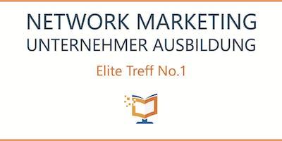 NETWORK MARKETING UNTERNEHMER AUSBILDUNG Elite Treff No.1