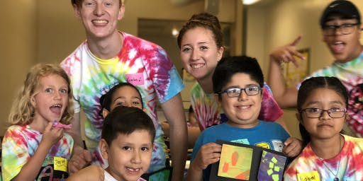 Sure Foundation Art Camp 2019