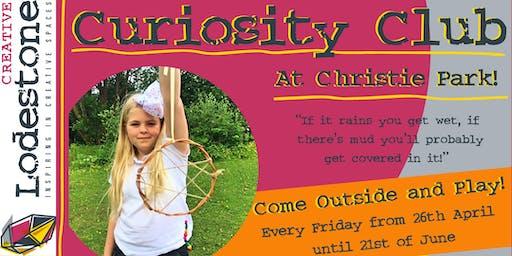 Curiosity Club, Christie Park, Alexandria