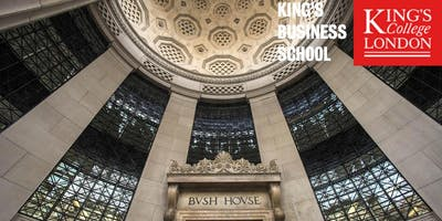 King's Business School: Conference on Financial Markets