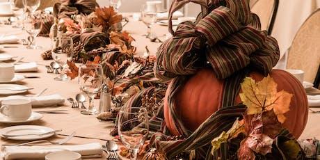 Thanksgiving Holiday Buffet - Morgan Center tickets