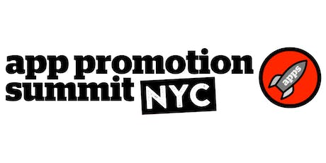 App Promotion Summit NYC 2019 tickets