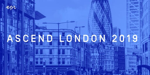 Ascend London 2019