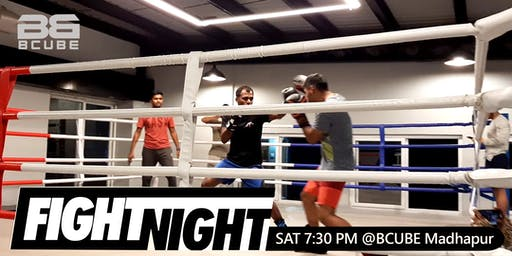 BCUBE Fight Night