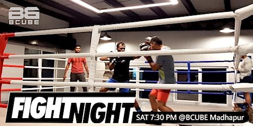 BCUBE Fight Night