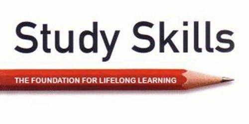 Middle School Study Skills Workshop 2019 (July)