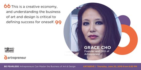 Be Fearless: Artrepreneurs Can Master the Business of Art & Design tickets