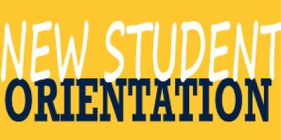 2019 BTECH New Student Orientation