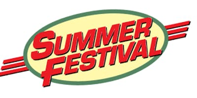 Summer Festival 2019 Driving Experience 1pm