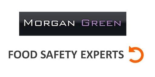 Morgan Green & Food Safety Experts
