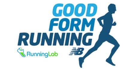 Good Form Running (GFR) Level 1 tickets