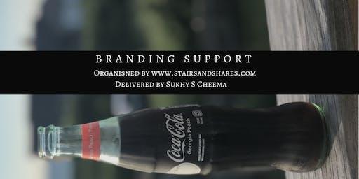 Branding support for Entrepreneurs