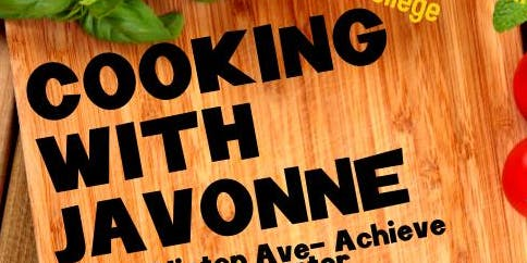 Cooking with Javonne