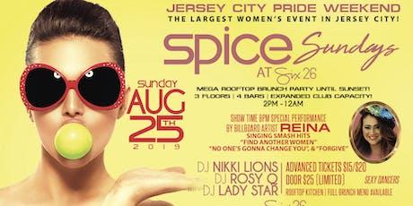 Sun. Aug 25th | Women's  Pride Weekend in Jersey City tickets