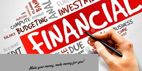 """Show Me The Money"" Financial Empowerment Workshop tickets"