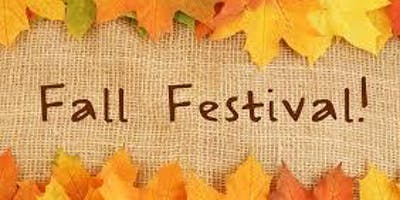 Fall Festival Vendor & Craft Fair