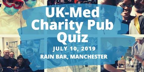 UK-Med Pub Quiz tickets