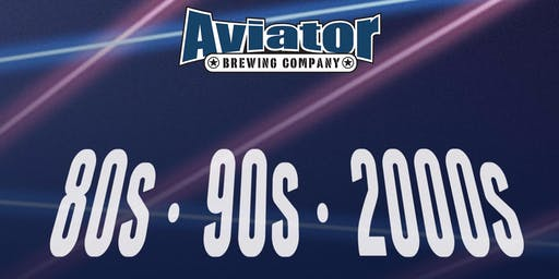 80s/90s/2000s Trivia at Aviator Tap House