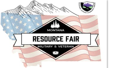 2019 MT JCF Resource Fair & Veteran Stand Down Exhibitor Table Registration  tickets