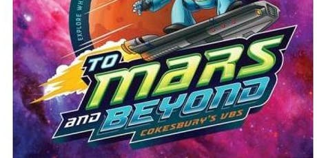 To Mars and Beyond (VBS) Registration  tickets