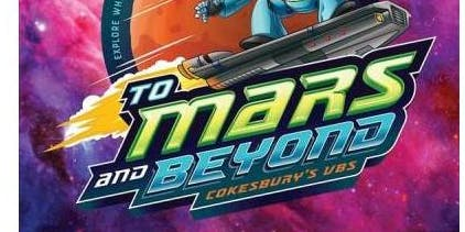 To Mars and Beyond (VBS) Registration
