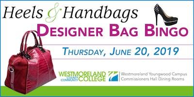 Heels and Handbags Designer Bag Bingo