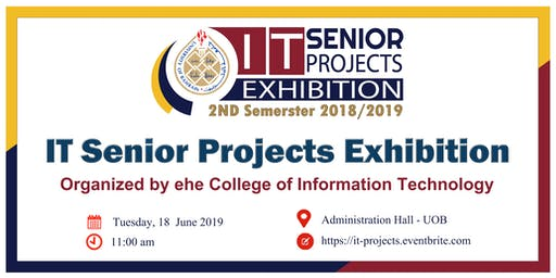IT Senior Projects Exhibition