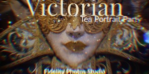 Fidelity Photos Victorian Tea Portrait Party