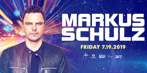 Markus Schulz at Royale | 7.19.19 | 10:00 PM | 21+