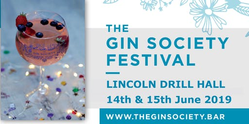 The Gin Society - Lincoln Festival 2019