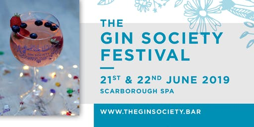 The Gin Society - Scarborough Festival 2019