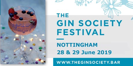 The Gin Society Festival - Nottingham 2019 tickets