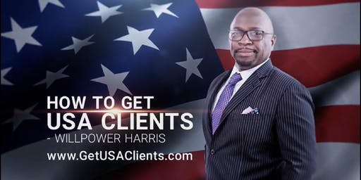 HOW TO GET USA CLIENTS