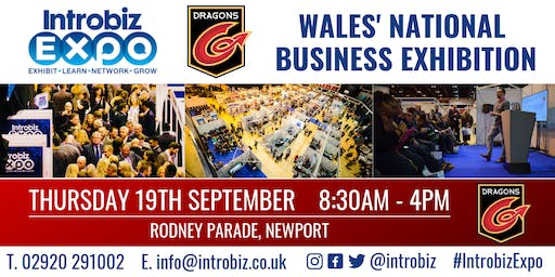 Introbiz Business Exhibition at The Dragons