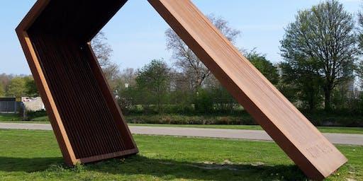 Bustocht langs de kunstwerken van Ids Willemsma