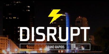 DisruptHR Grand Rapids tickets