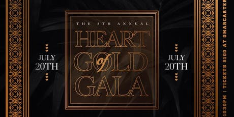 Heart of Gold Fundraiser Gala tickets