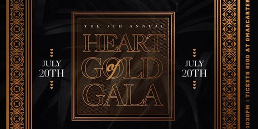 Heart of Gold Fundraiser Gala