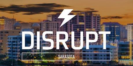 DisruptHR Sarasota tickets