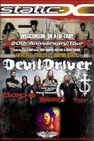 Catch One Presents: Static X / DevilDriver / Dope
