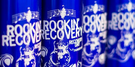 Recovery Ally Booth - Rockin' Recovery 2019 tickets
