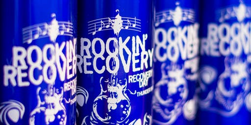 Recovery Ally Booth - Rockin' Recovery 2019