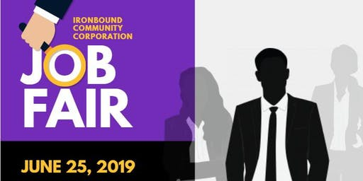 Ironbound Community Corporation Job Fair